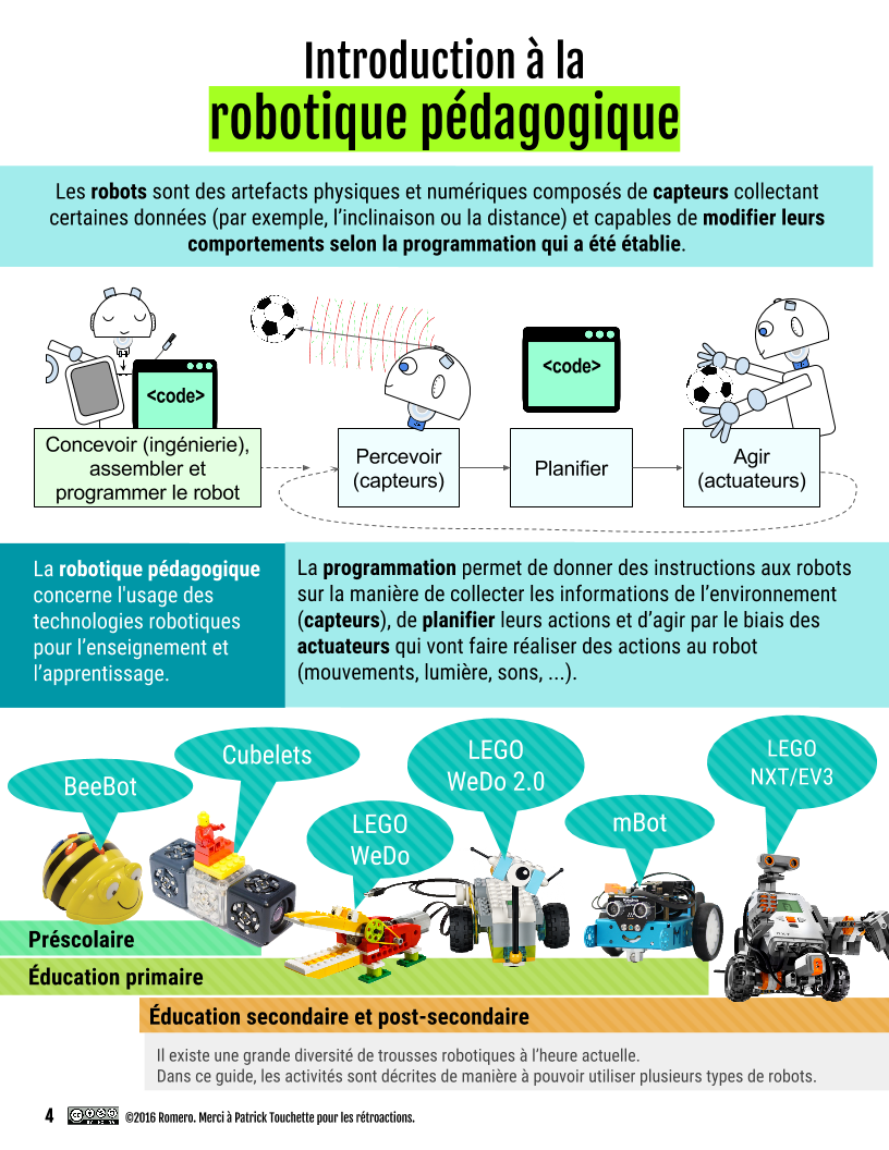 GuideV1. Robotique-R01